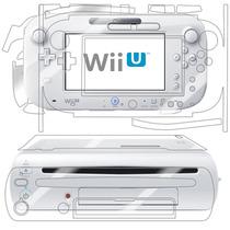 Skinomi - Película Transparente Consola Control Para Wii U