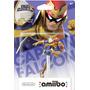 Amiibo Captain Falcon Nintendo Original Nuevo Sellado
