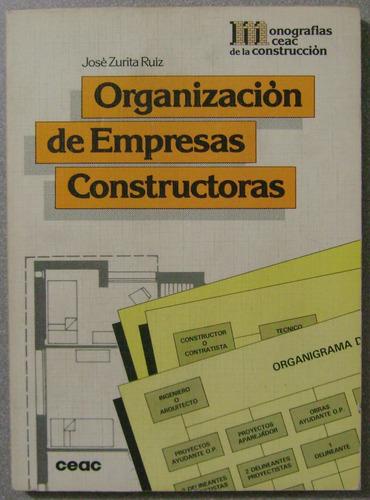 listado de empresas constructoras: