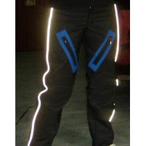 Pantalón Dama Motociclista Antifricción