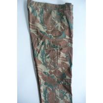 Pantalón Camuflado Militar Ejercito Ruso 1990 Selva Talla 32