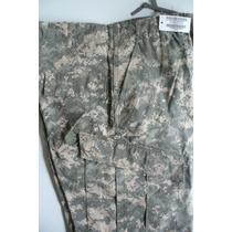 Pantalón Camuflado Militar Us Army Desert Acu Digital