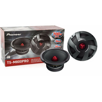 Pioneer Ts-m800 Pro, Nuevos Medios Originales