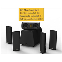Parlantes Home Theater 5.1 Goldenear Supercinema 3