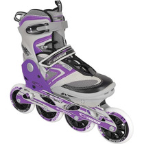 Patines Linea Semiprofesionales Canariam Speed Bolt Mas Tula