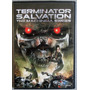Dvd Terminator Salvation. The Machinima Series