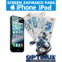 Iphone 5 4 3 Doble Front Back Ipod Touch Ipod Nano T6 7
