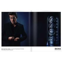 Perfume Hugo Boss Bottled Night 100 Ml Original Caja Sellada