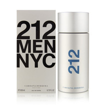 Perfume Carolina Herrera Ch 212 200 Ml Men