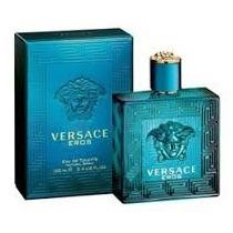 Perfume Eros De Versace Para Hombre 100ml Original