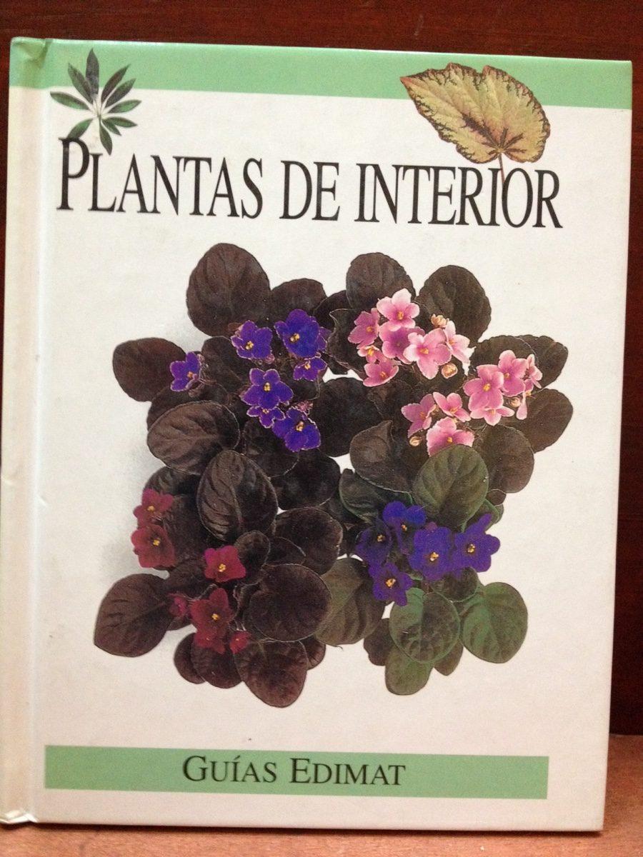 Plantas de interior gu as edimat espa a 1998 15 for Plantas de interior madrid