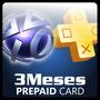 Tarjeta Playstation Plus 3 Meses Ps4 Ps3 Psp