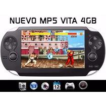 Psp Mp5 Sony Juegos De Ps1 Y Nintendo 64