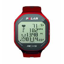 Polar Rcx5 Run (s3 Podometro) (rojo)