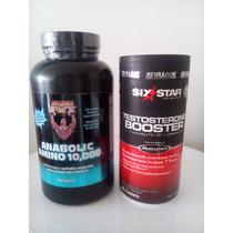 Subir De Peso Anabolic Amino 10000 Testosterone Booster