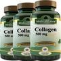 Colágeno En Cápsulas 3 Frascos X60caps C/u Medical Green
