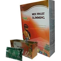 Nuevo Mix Fruit Slimming Original Natural Adelgazar Importad