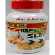 Orange Mega Slim Pastillas Para Adelgazar Y Reducir Medidas