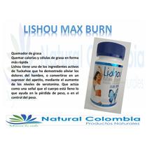 Lishou Max Burn 30 Casp Solo 1 Al Dia