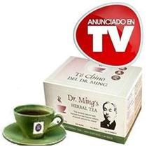 Te Chino Del Dr. Ming Drena La Grasa, Aplana El Abdomen