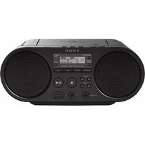 Grabadora Sony Boombox Cd,mp3 Usb,aux,am,fm ,neg Zs-ps50