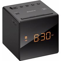 Radio Reloj Despertador Am/fm Sony Icf-c1 Nuevo Modelo