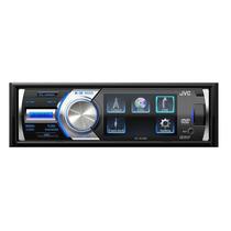 Radio Para Carro Jvc Kd-av300, Ipod / Iphone Mp3,dvd,pant 3