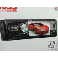 Boss Bv7948b Dvd/mp3/cd 3.6- Pantalla, Bluetooth 1 Din