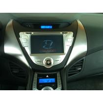 Hyundai Elantra I35 2011/2012 Dvd Gps +mapas Camara Oem