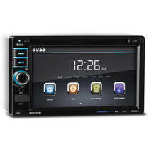 Boss Bv 9372 Bi ,2 Din, Dvd,usb,bluetooth,frente Desmontable
