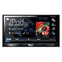 Radio De Carro Pioneer Avh-x4750dvd 7 Mixtrax, Usb