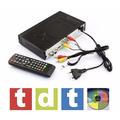 Decodificador Hd Tdt 2 Tv Digital Terrestre Vidix Hdmi 1080p