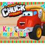 2x1 Mega Kit Imprimible Personalizable Chuck Y Sus Amigos