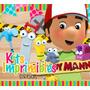 2x1 Mega Kit Imprimible Personalizable Manny A La Obra