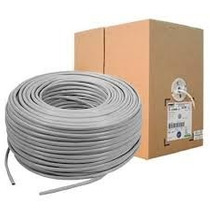 Cable De Cable Para Red Utp Cat 5e 305 Mts