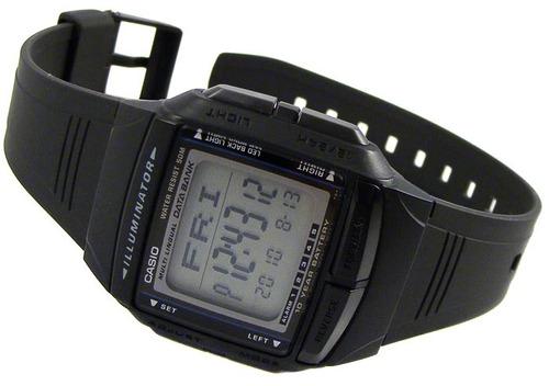 Reloj De Pulsera Casio Telememo 30 Db-36 Original Hombre