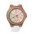 Reloj Guess U16529l1 Blanco Mujer Dama Original - Impocash®