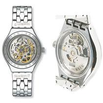 Reloj Swatch Automatico Para Hombre Ref Yas100g Original100%