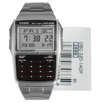 Reloj Casio Dbc 32 Telememo Calculadora Iluminator Original