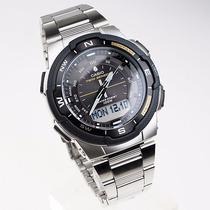 Reloj Casio Sgw 500hd Envio Gratis!! Brújula Termómetro Sens