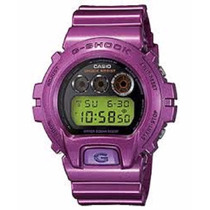 Reloj Casio G-shock Dw-6900nb-4dr-morado