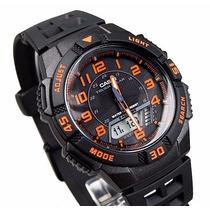 Reloj Casio Aq S 800w 100% Original Envio Gratis Garantia 5