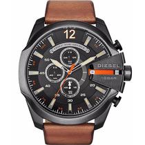 Reloj Diesel Hombre Dz4343 Cronógrafo Original Garantía