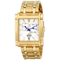 Reloj Orient Dorado Masculino