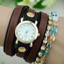 Reloj Para Mujer Diseño Nuevo Muy Exclusivo Fotos Reales