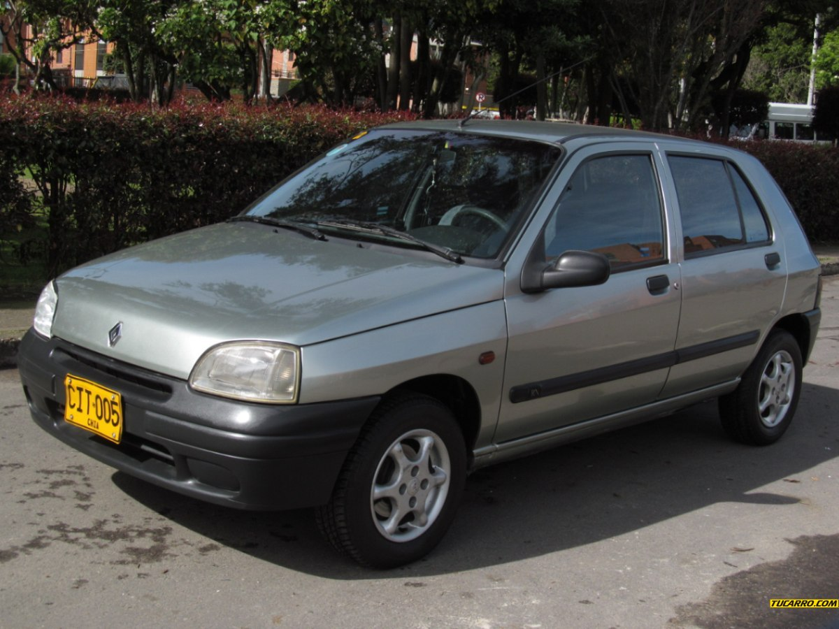 1998 renault clio ii 1 2 rn related infomation specifications weili automotive network. Black Bedroom Furniture Sets. Home Design Ideas