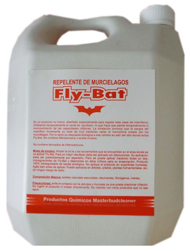 Repelente De Murcielagos Fly - Bat