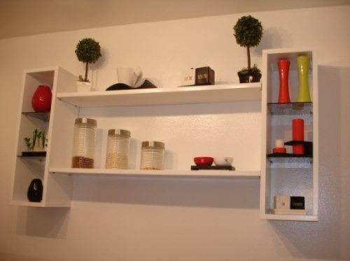 Repisa de melamina imagui - Como hacer estantes de cocina ...