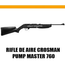 Crosman Pump Master 760 - 625 Pps Dispara Copas Y Balines