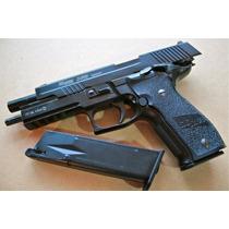 Pistola, Sigsauer X-five, Co2, Pipetas, Balines, Carnet